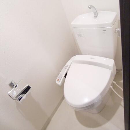 AS四条大宮1【スタンダードB】トイレ
