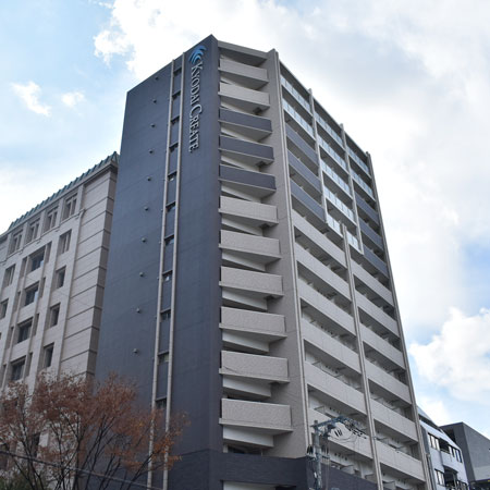 ASmonthly梅田東3【ハイグレード】外観