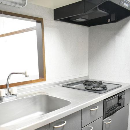 新大阪東(37)キッチン