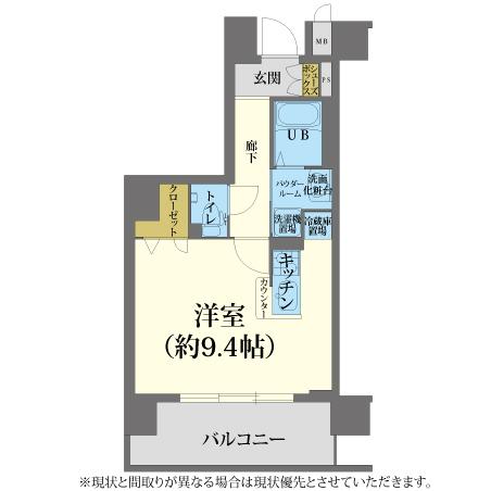 A-grade四条大宮2-B 【ウィークリー・マンスリーマンション】