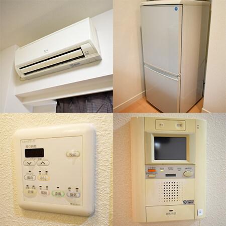 心斎橋ステーションフロント-1(92)室内設備