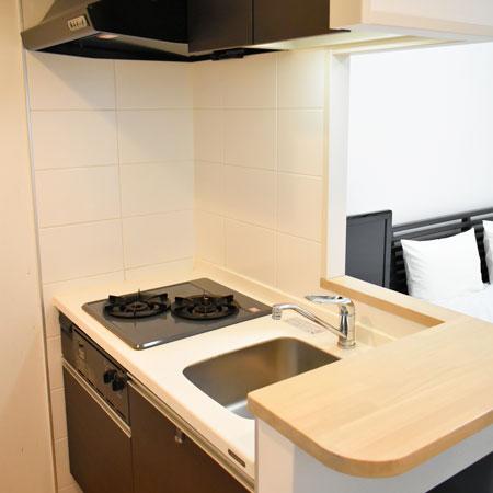 新大阪アドバンスⅤ-2(95)キッチン