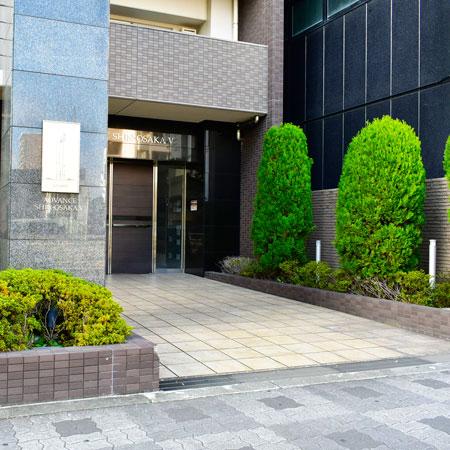 新大阪アドバンスⅤ-2(95)外玄関①
