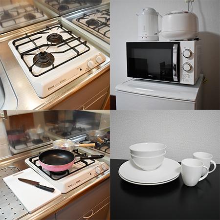 AS四条烏丸3 【ハイグレード】キッチン