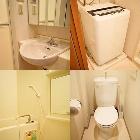 AS四条烏丸3 【ハイグレード】浴室