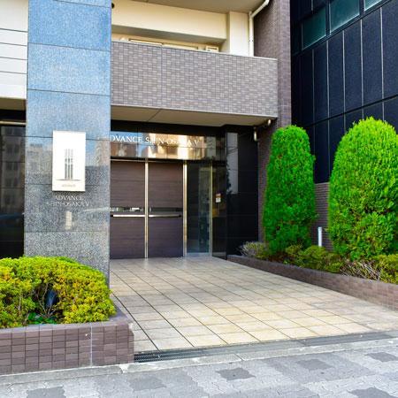 新大阪アドバンスⅤ-1(62)外玄関