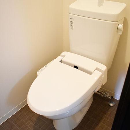 京都駅前ミッドシティ(65)トイレ