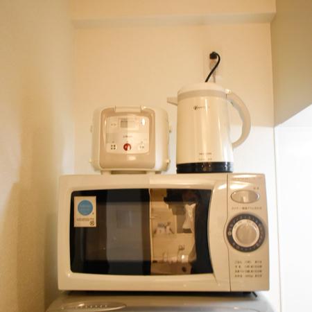 御所前Ⅲ-1(34)キッチン