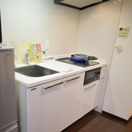 四条烏丸(132)キッチン