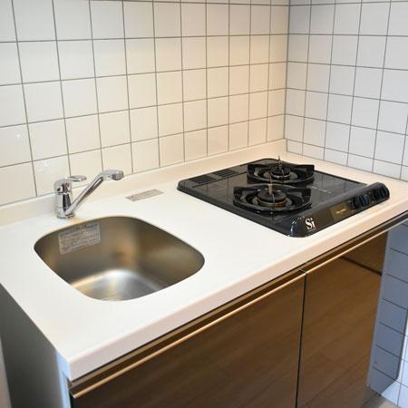 西本町グランツ 禁煙(104)キッチン