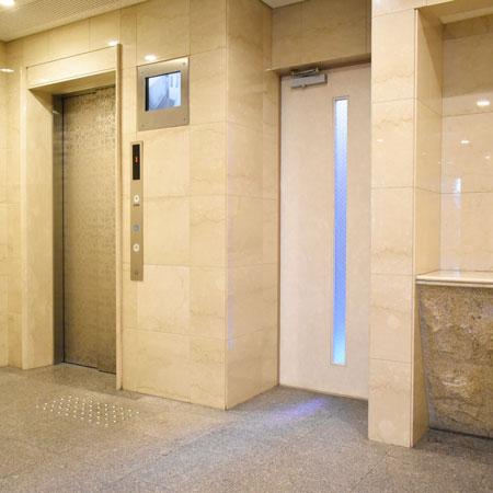 四条河原町ネクステージ-2 エレベーターホール