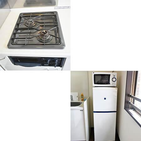 四条-3 キッチン設備