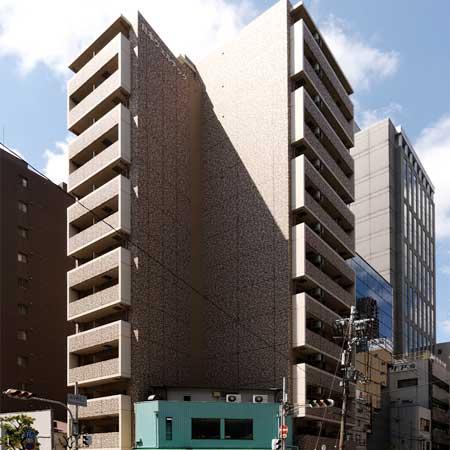 大阪城ウエストⅡ-2 (136) 外観