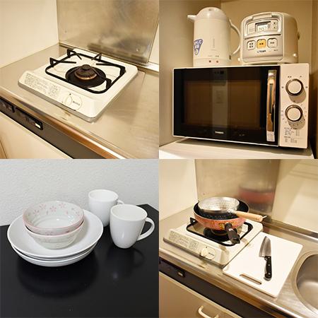 AS烏丸御池2 【ハイグレードB】 キッチン設備