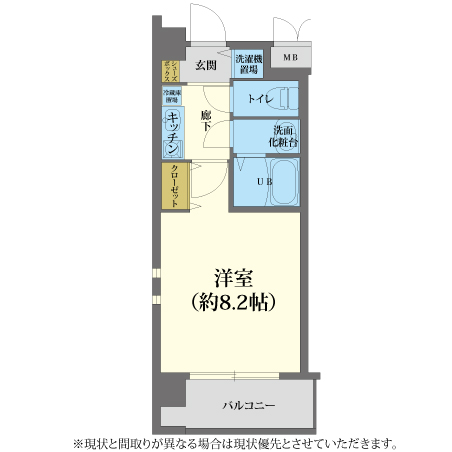 AS烏丸御池2【ハイグレードB】