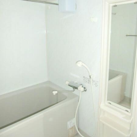 AS東山五条【スタンダード】浴室