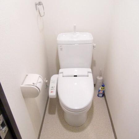 AS京都市役所前3 【エクセレント】トイレ