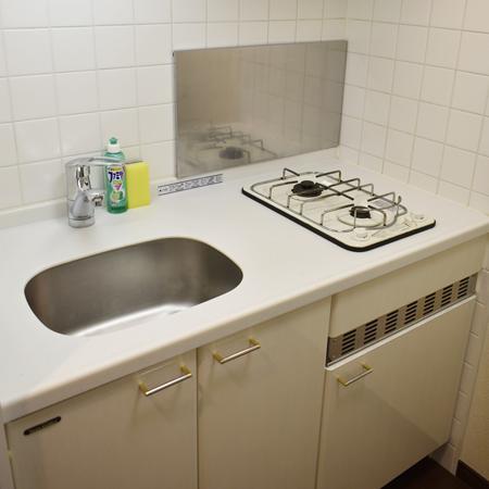 御所前Ⅱ-1 キッチン