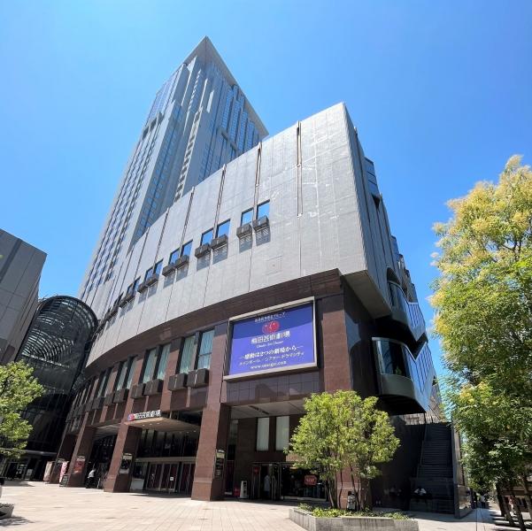 梅田北-4 禁煙(74)外玄関
