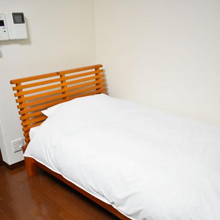 御所前Ⅱ-2 禁煙 ベッド