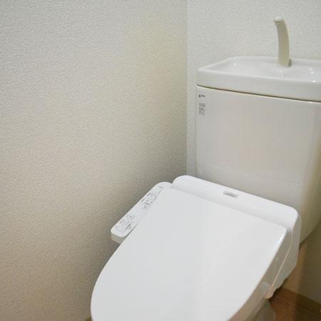 天王寺レジュールアッシュ 禁煙 トイレ