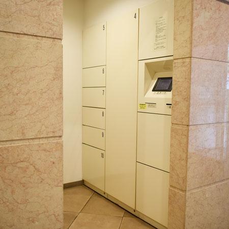 京都駅前fom-1 禁煙(86) 宅配ボックス