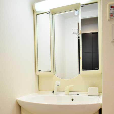 大阪城ウエスト 浴室