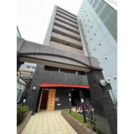AS大阪・梅田4 【ハイグレードB】外観