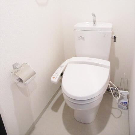 AS東本町2【スタンダードC】トイレ