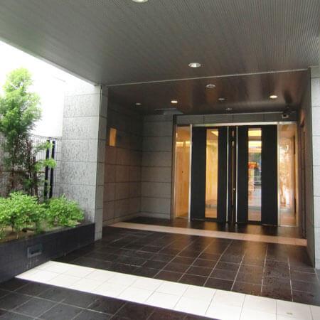 AS弁天町 【ハイグレード】 外玄関