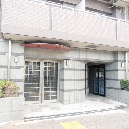 AS福島【スタンダード】外玄関
