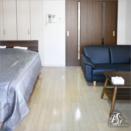 AS大阪・梅田3 【ハイグレード】 洋室①