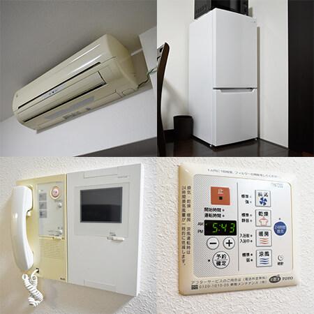 江戸堀-1(132) 室内設備
