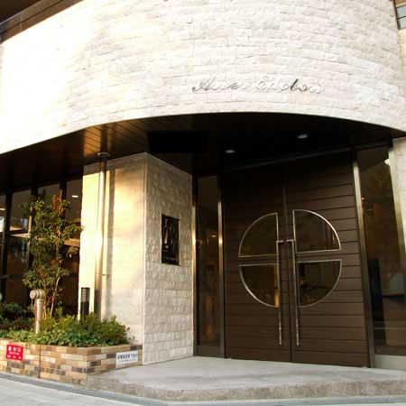 江戸堀-1(132) 外玄関