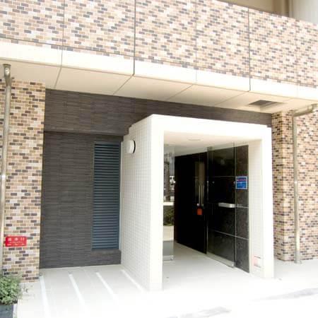 AS天満橋5 【スタンダード】 外玄関