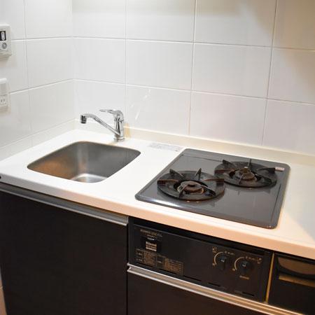 新大阪アドバンスⅤ-1(152)キッチン